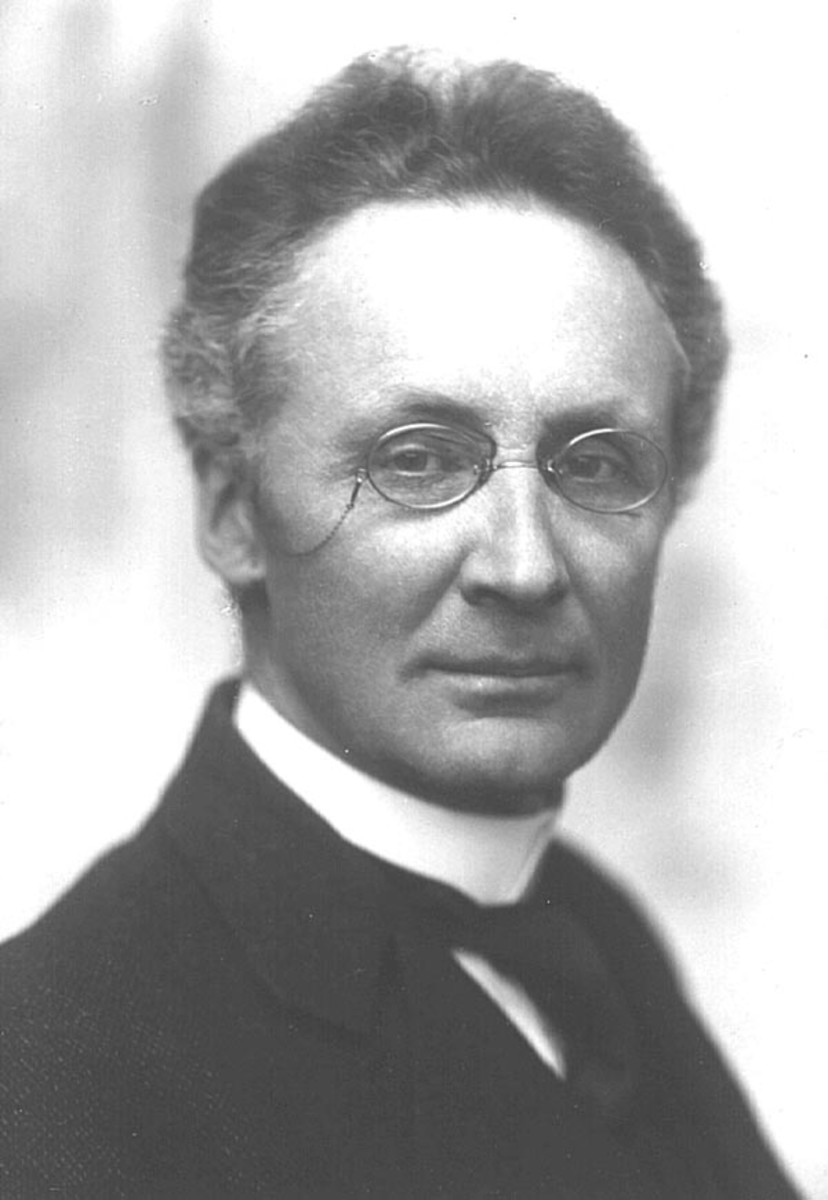 Vilhelm Bjerknes.
