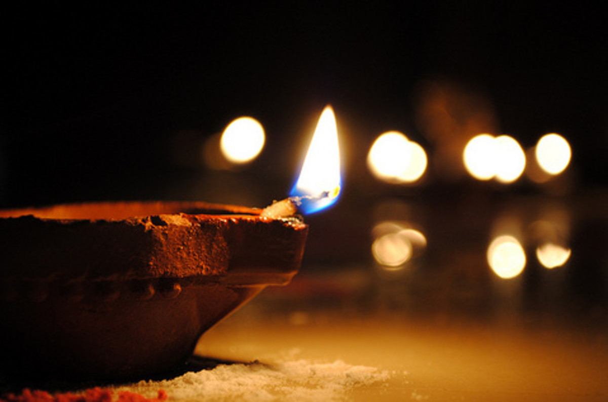 Deepavali or Festival of Lights will see Indian homes decked with lighted lamps during this celebration