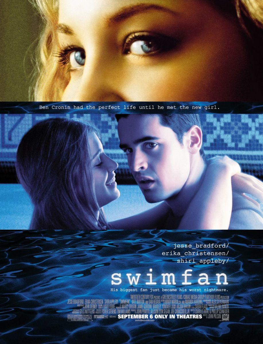 Swimfan(2002) shows that stalking is not romantic