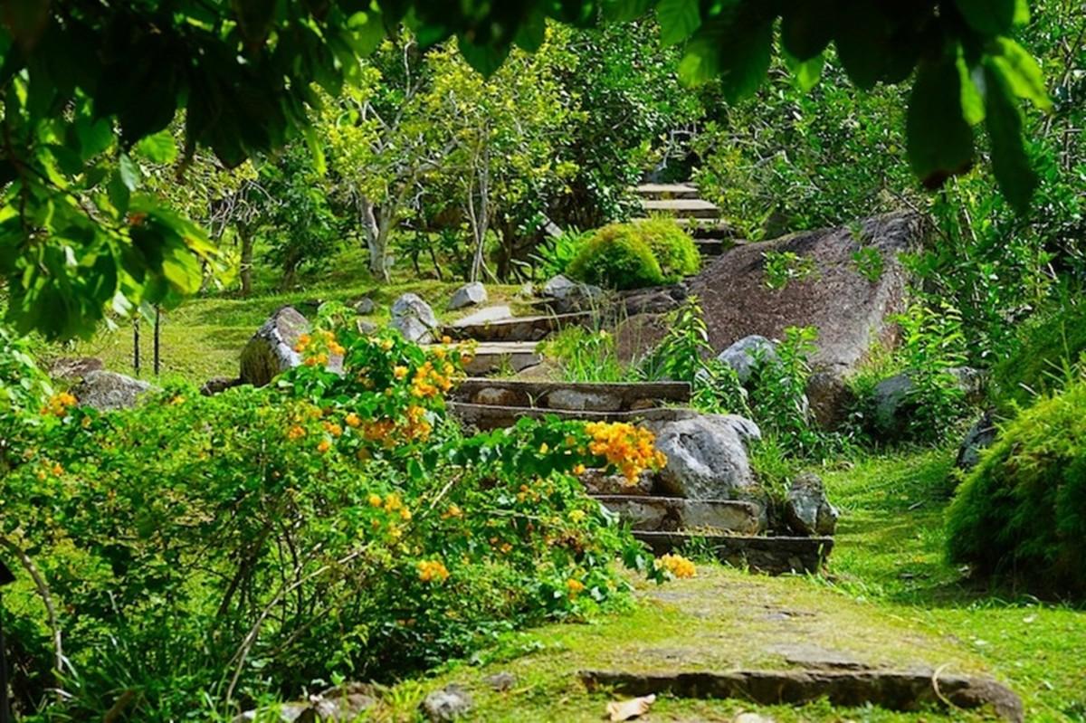 Le Jardin du Roi, Seychelles