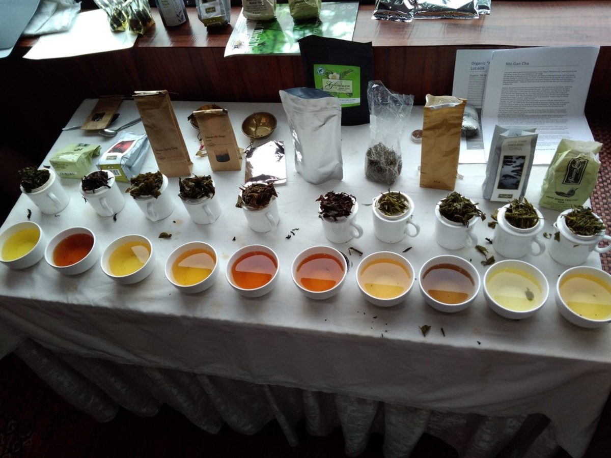 Tea is one of the most popular beverages in the world
