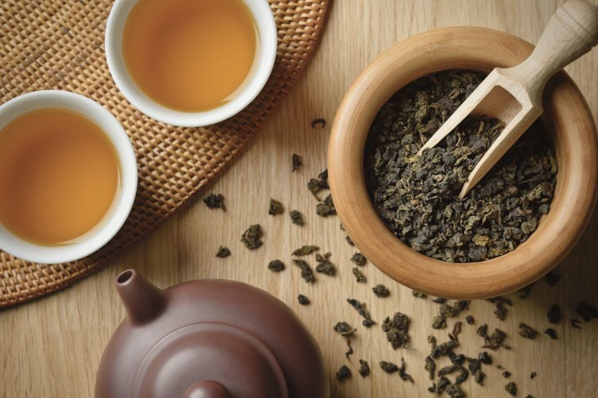 Drinking oolong tea daily will help you burn calories faster.