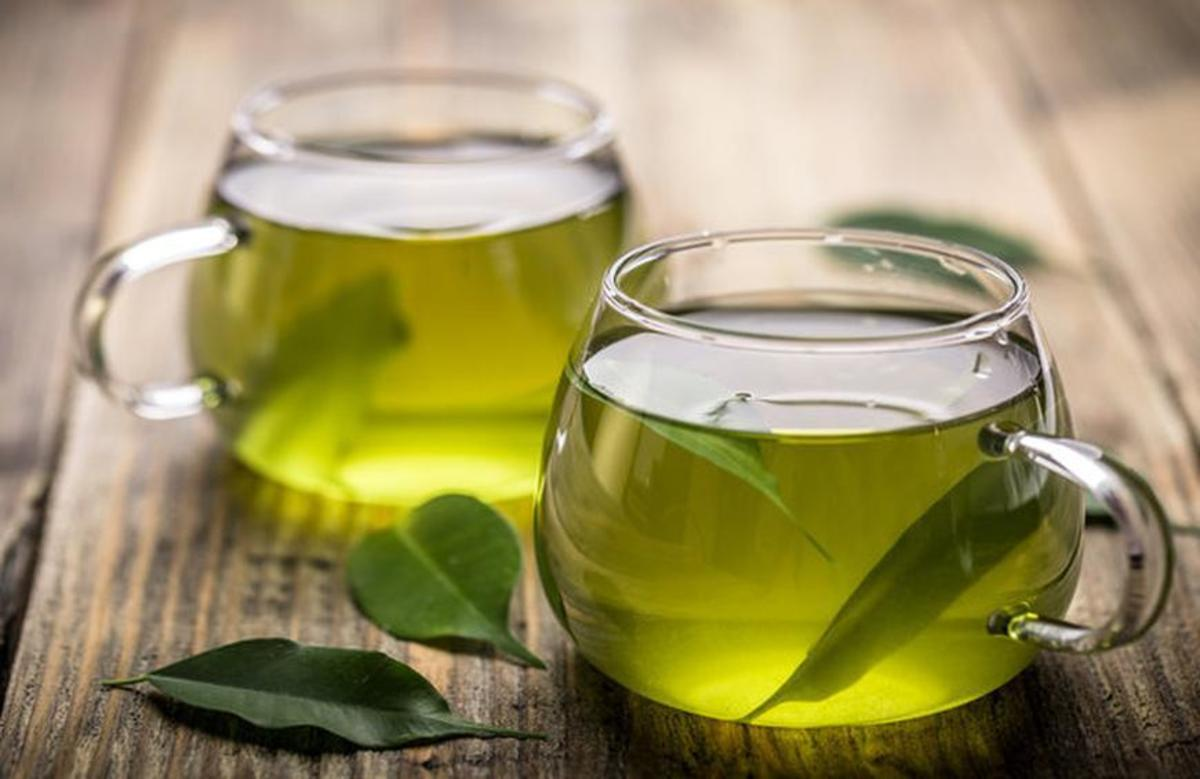 Green tea is great for overall good health.