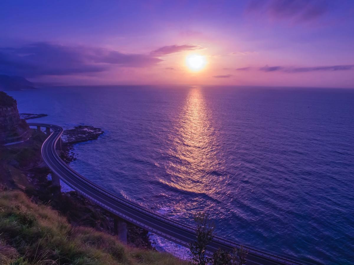 sunset sublime