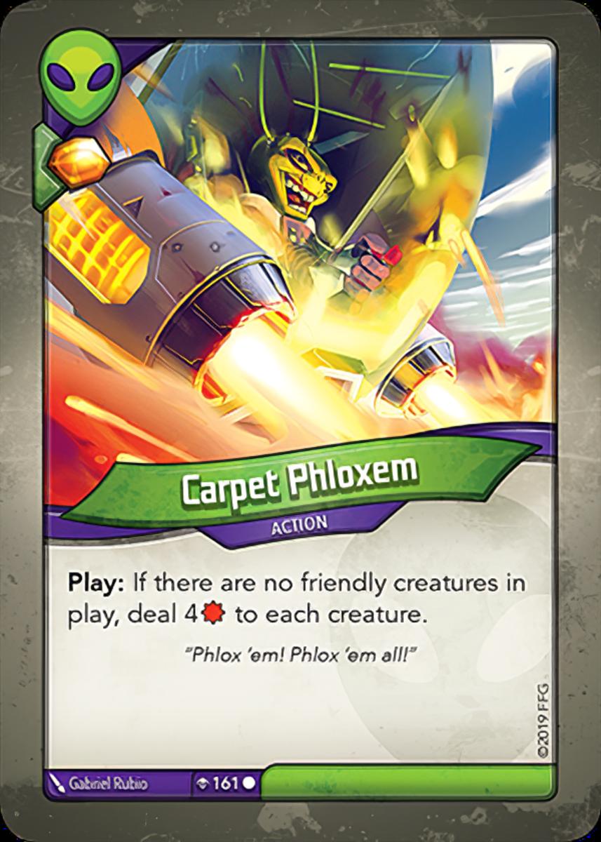 Carpet Phloxem
