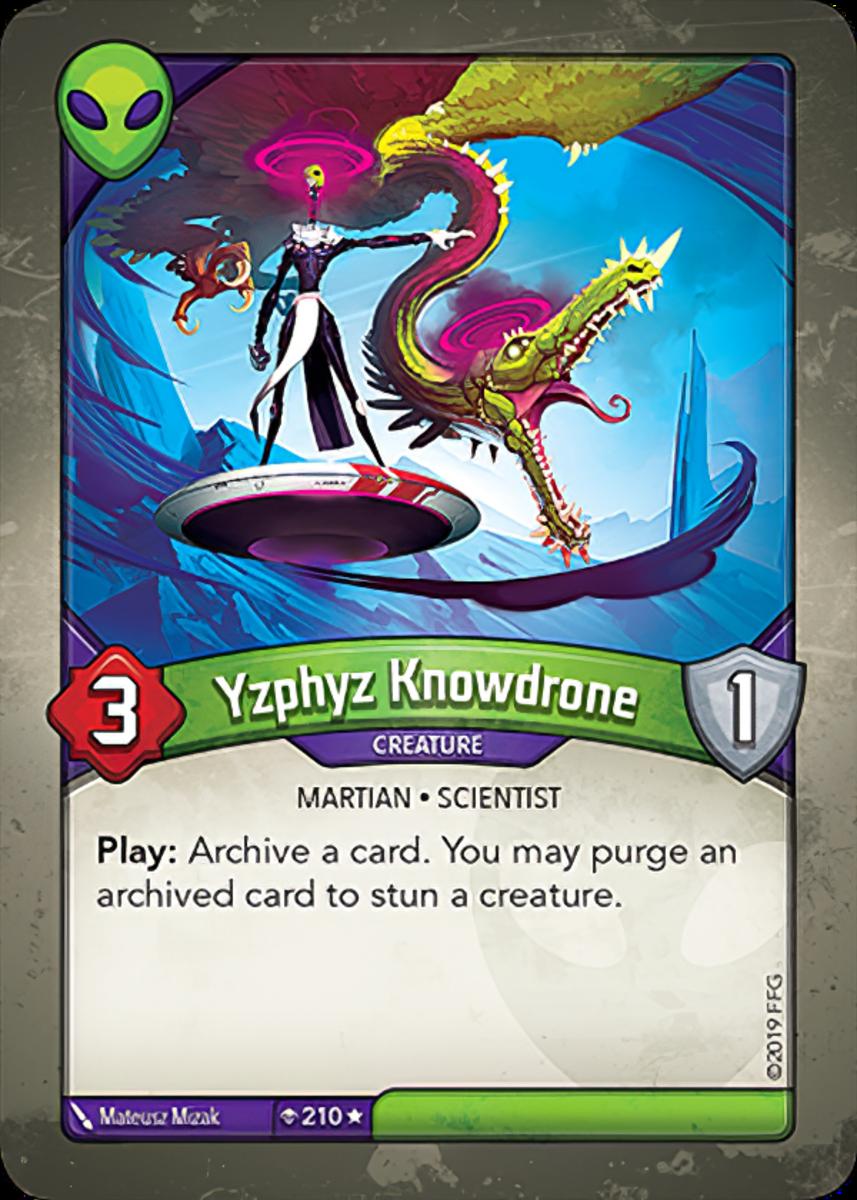 Yzphyz Knowdrone