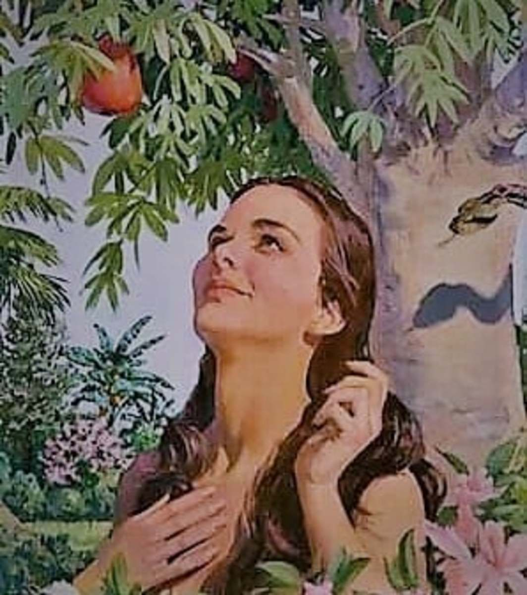 the-old-serpent-and-the-forbidden-fruit-in-the-garden-of-eden