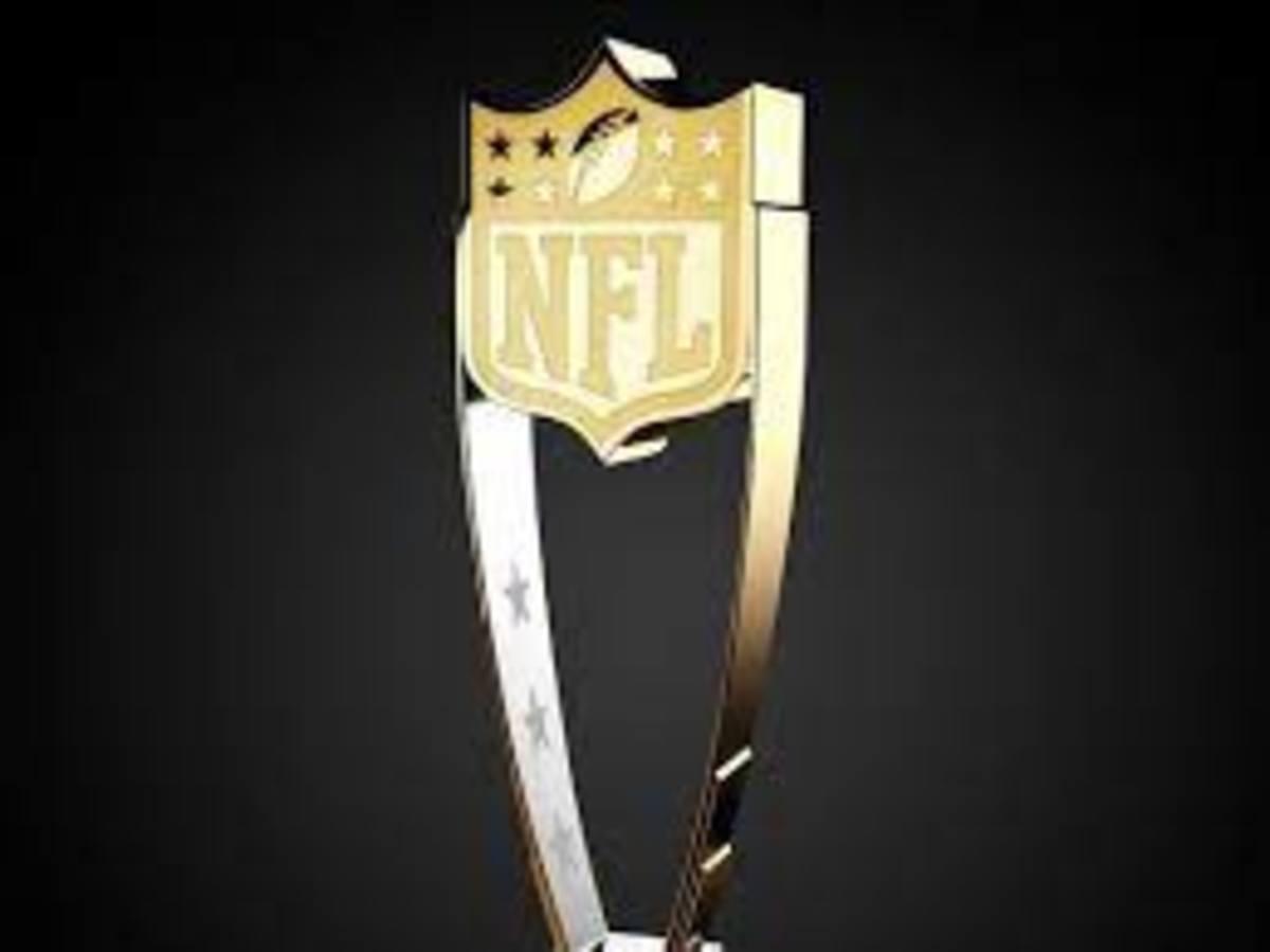 Aaron Rodgers claimed the award last year.