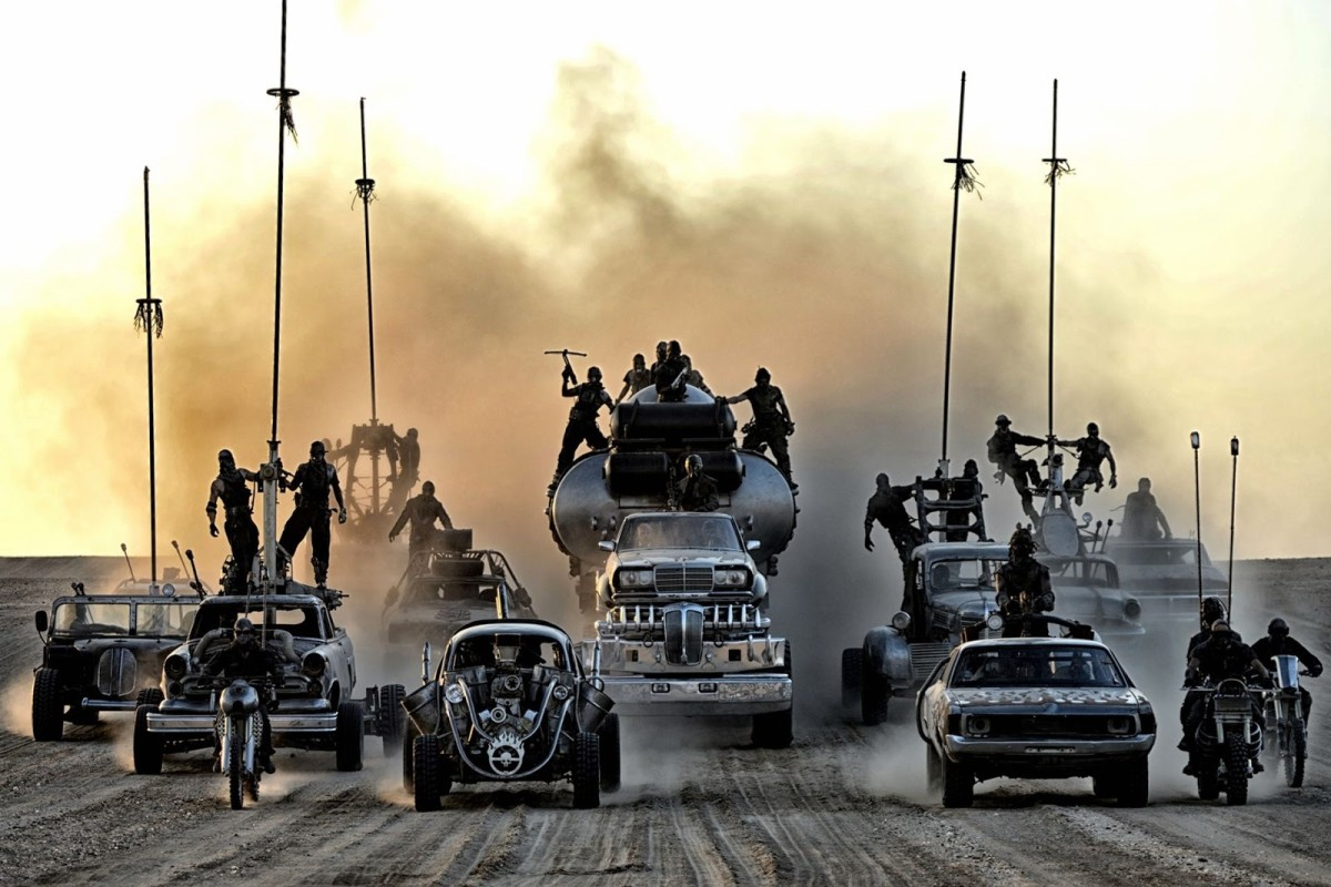 The film is a tour-de-force of visual wonder, technical achievement and vehicular madness - exactly what a Mad Max film should be.