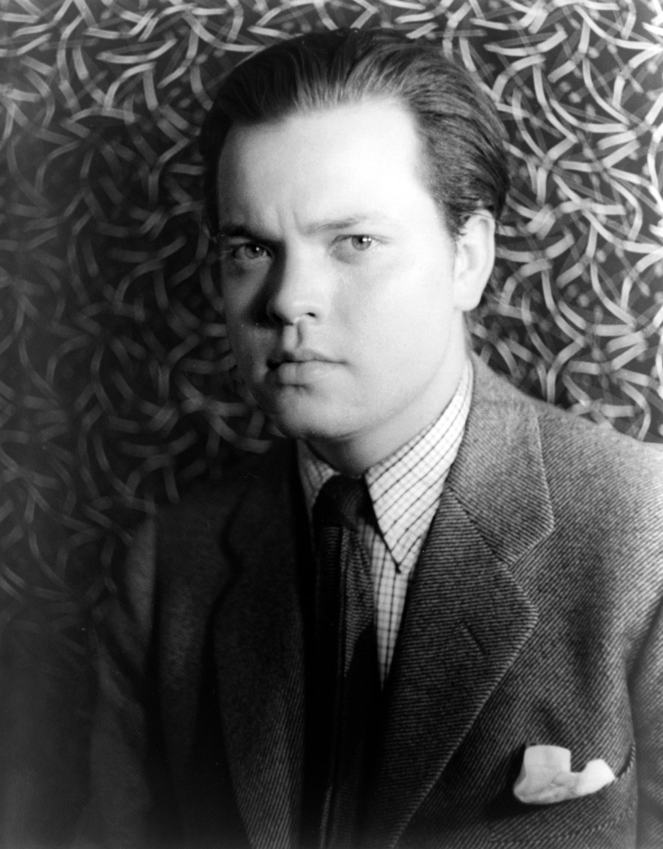 Orson Welles - actor and director