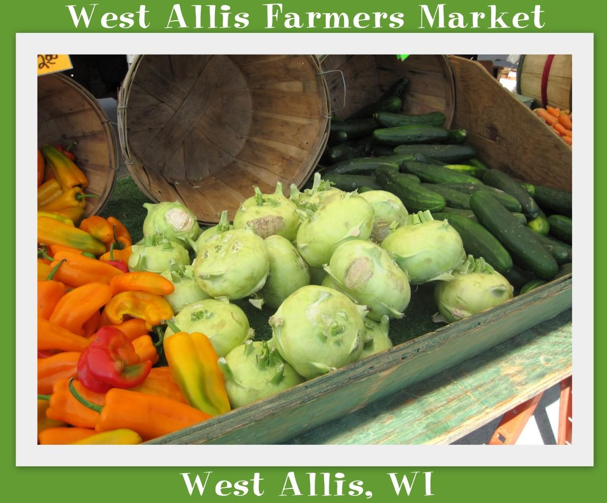 West Allis Farmers Market: West Allis, WI