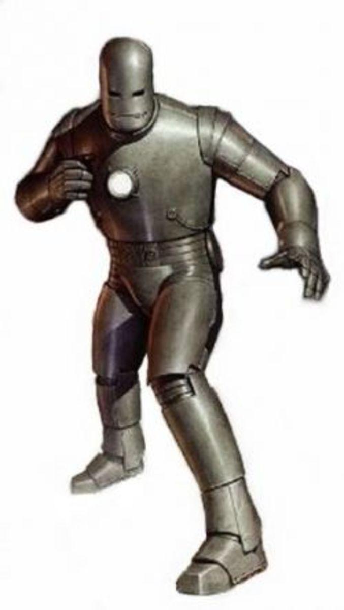 Grey Armor