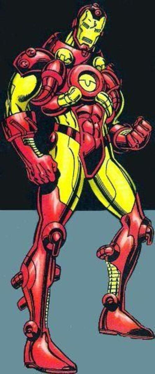 S.K.I.N Armor