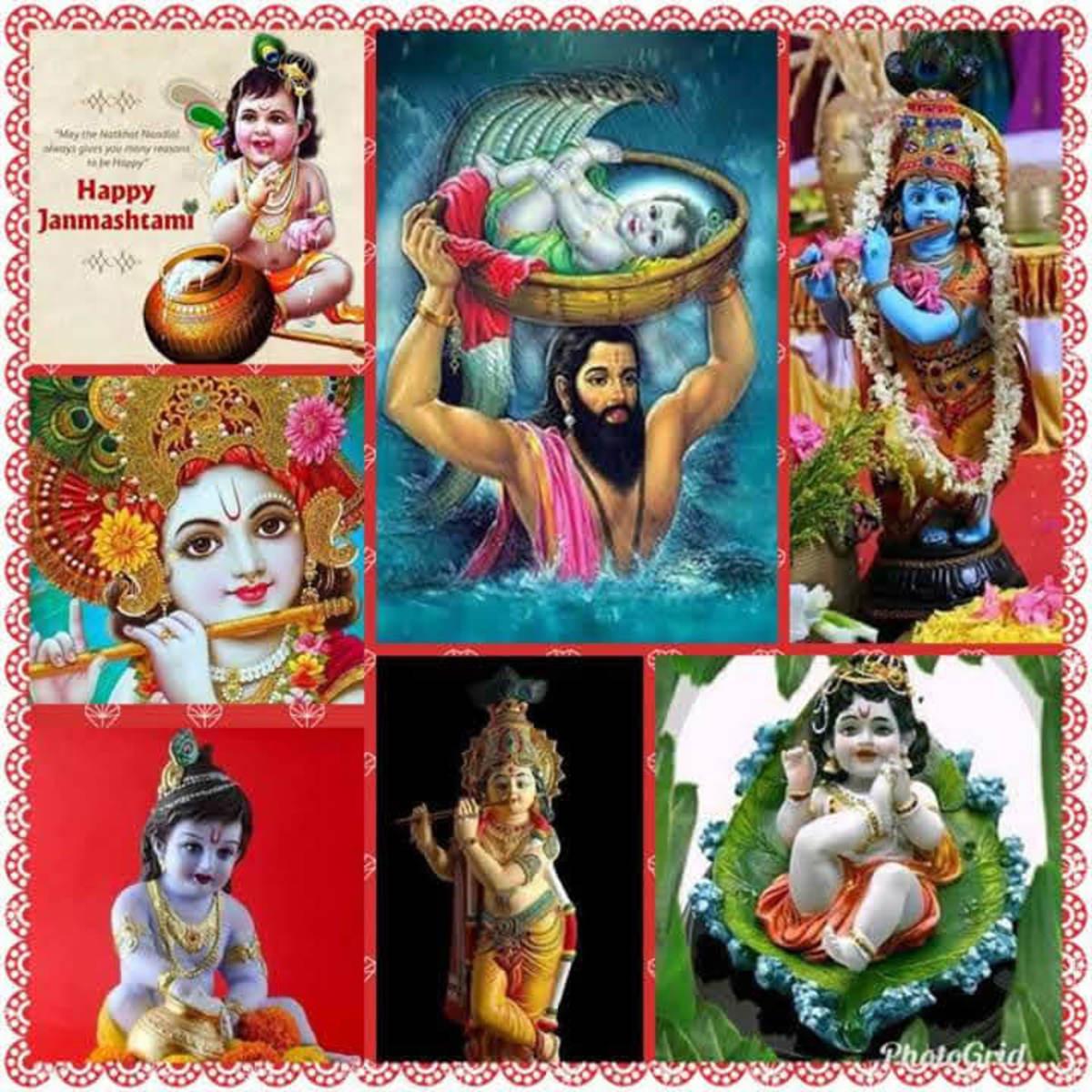Life of Krishna
