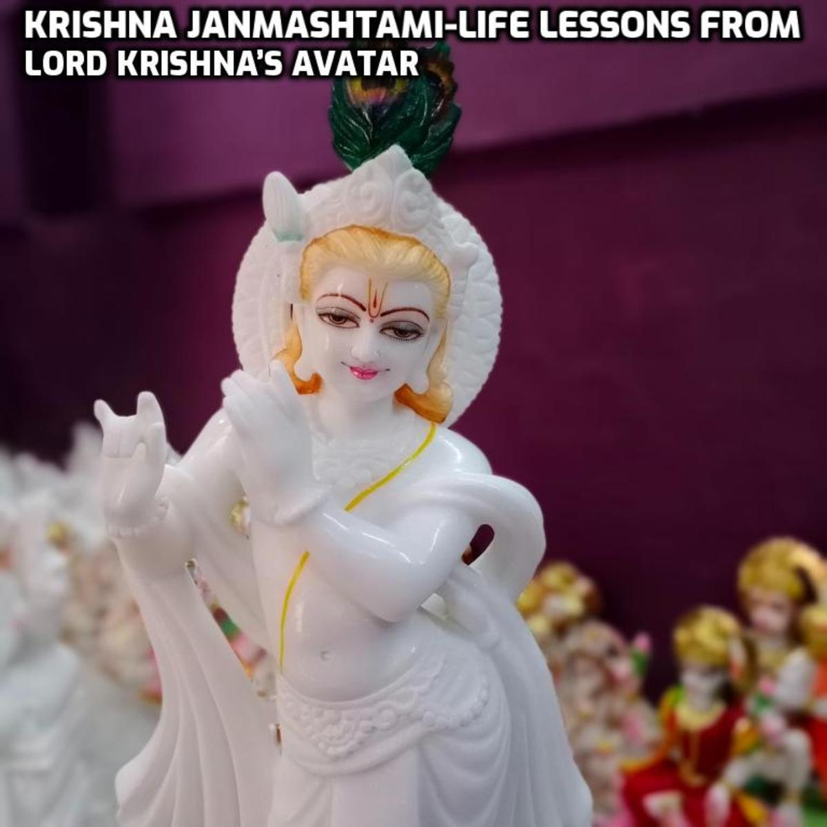 Janmashtami-A Festival so colorful and divine