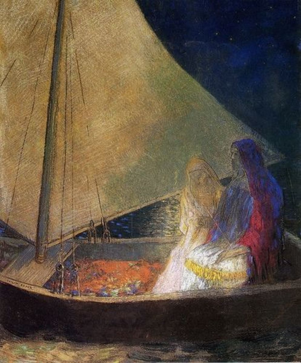 The Boat, 1902
