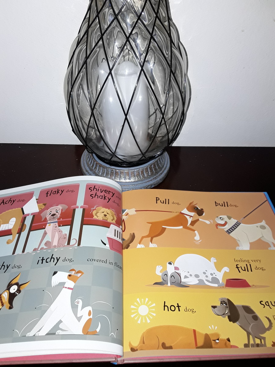numbers-rhyming-words-and-fun-with-cats-and-dogs-in-set-of-picture-books-for-early-learning