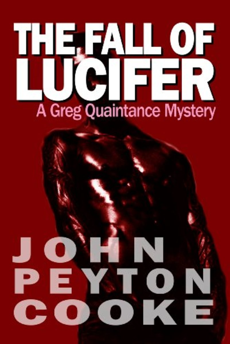 Retro Reading: The Fall of Lucifer by John Peyton Cooke