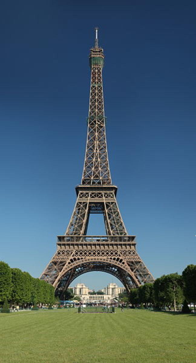 Paris, France: Geography Quiz