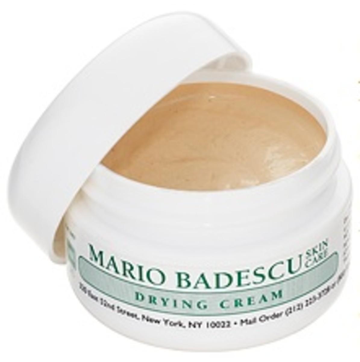 Dry Cream Acne Skincare that conceals!