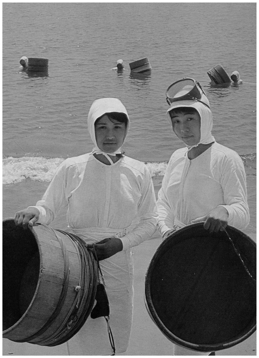 Women Pearl Divers @ Mikimoto Island Japan