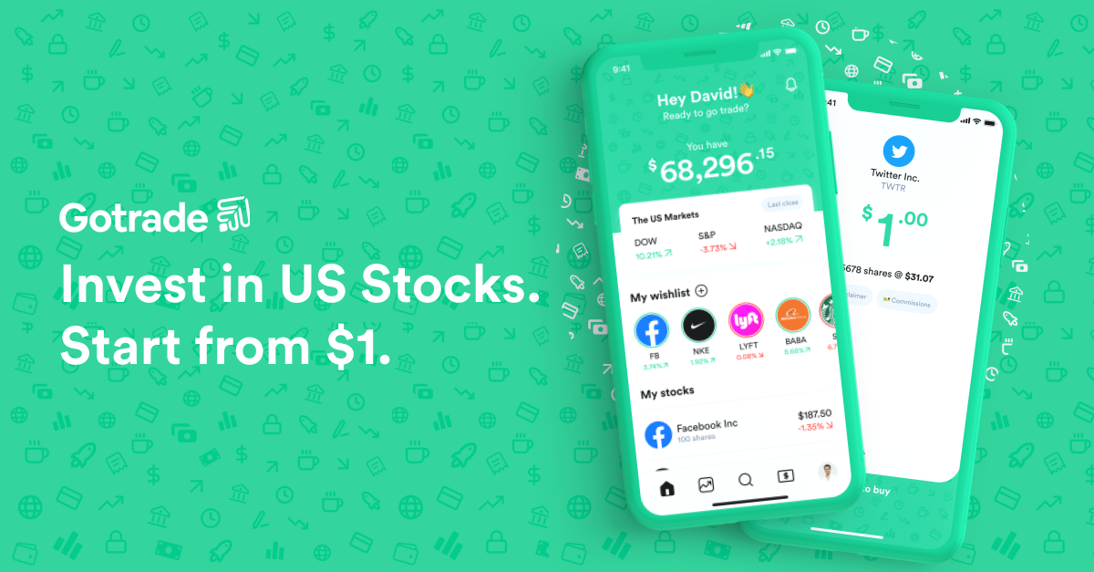 How to Use Gotrade and Invest in the US Stock Market?