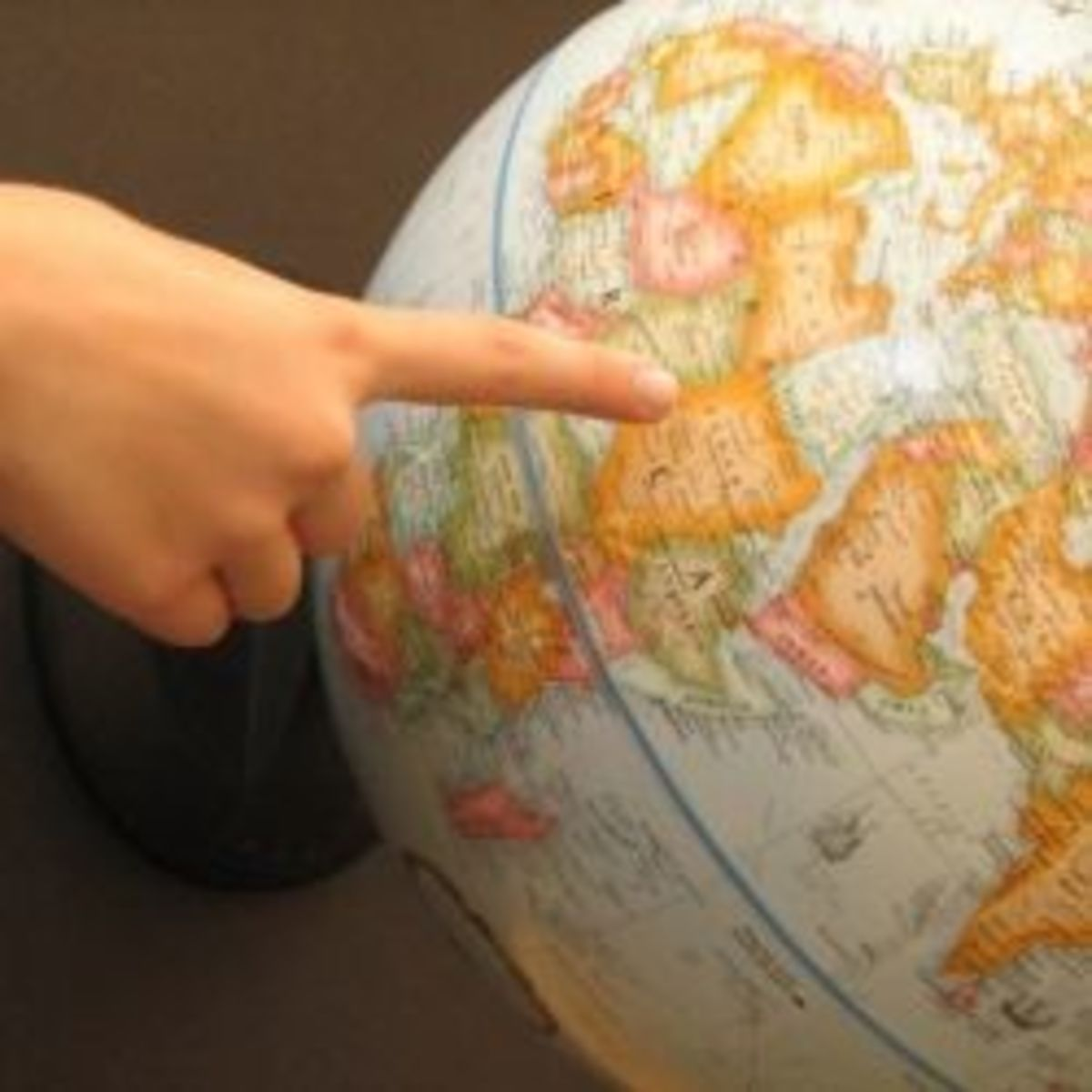Arty and Educational Globes