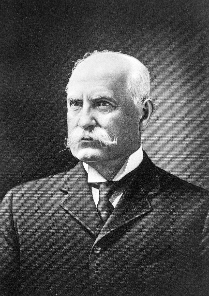 Senator Nelson Aldrich