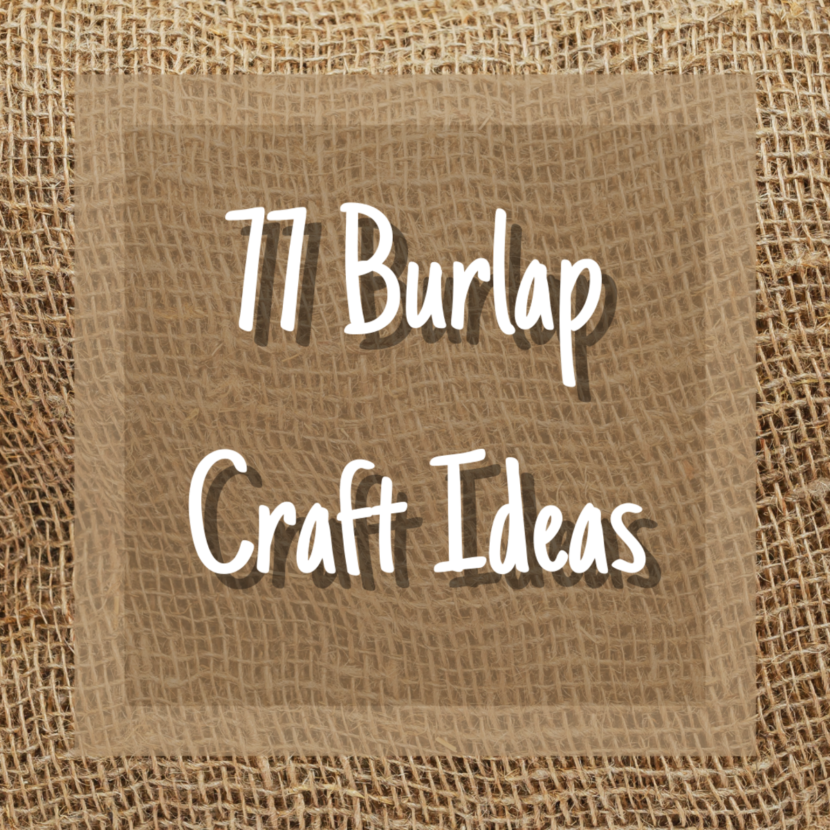 In this article, you'll find 77 creative ideas for crafting with burlap, giving you a project for every occasion.
