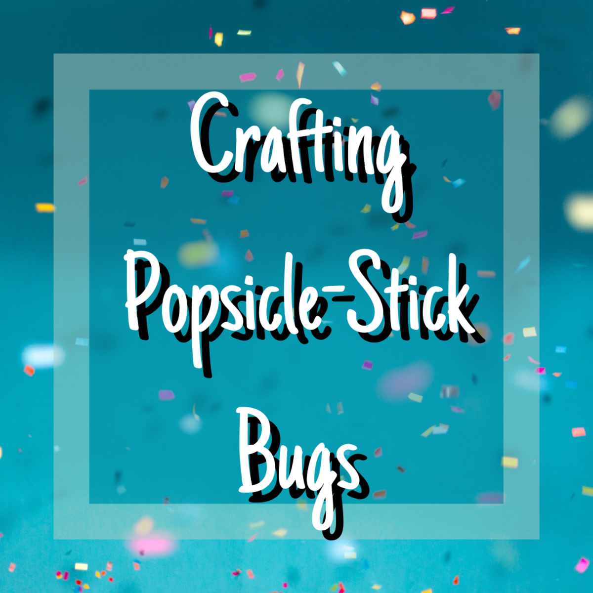Learn how to craft your own colorful popsicle-stick bugs with this simple, step-by-step guide.