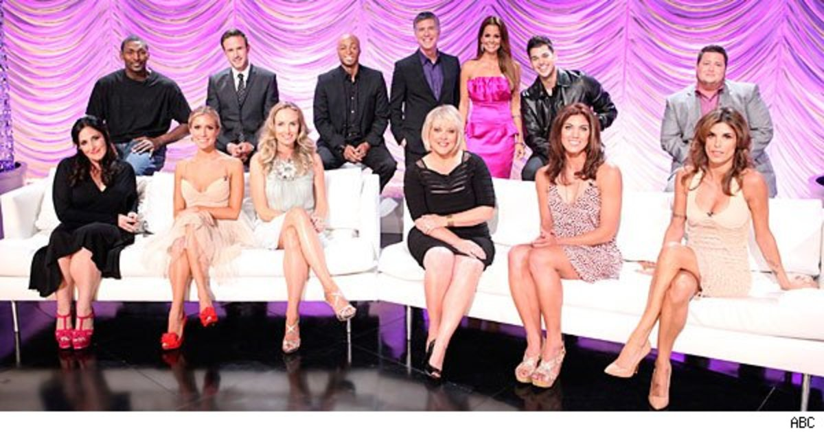 The season 13 celebrity cast of Dancing with the Stars