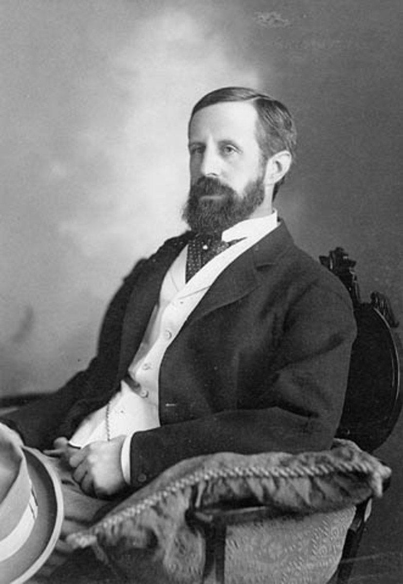 Lord Aberdeen, Lord Lieutenant of Ireland 1905-1915.