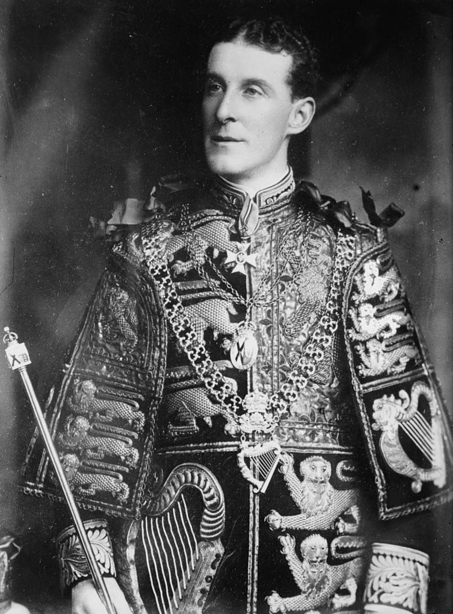 Sir Arthur Vicars, Ulster King Of Arms.