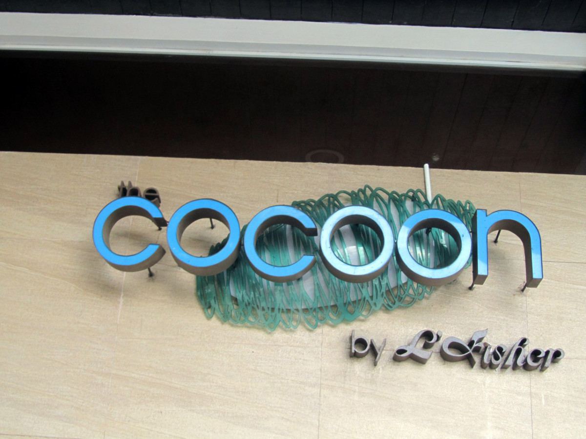 Tired from all the tours in Bacolod? Why not take some rejuvenating massage in the Cocoon?