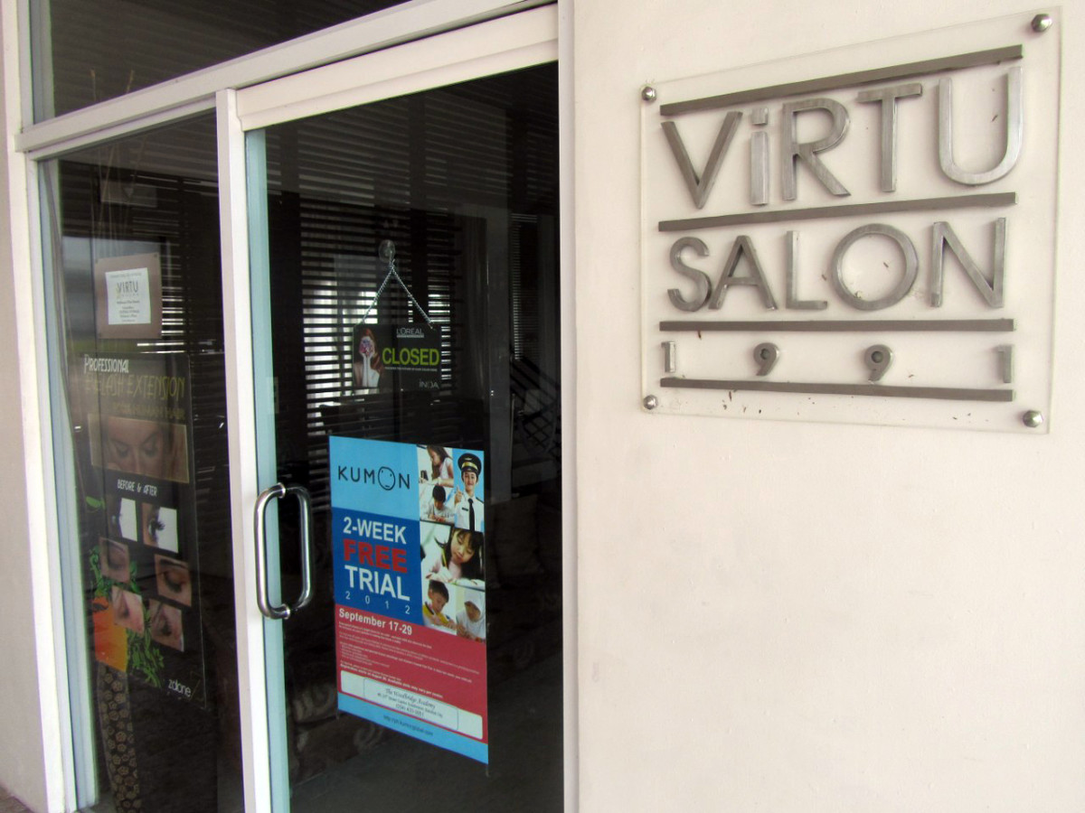 Looking to renew your look? Then, L'Fisher has something for you: Virtu Salon!