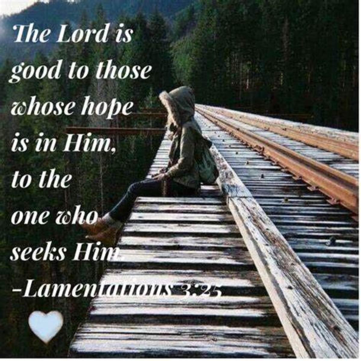 Those who blaspheme the Holy Spirit have no hope.