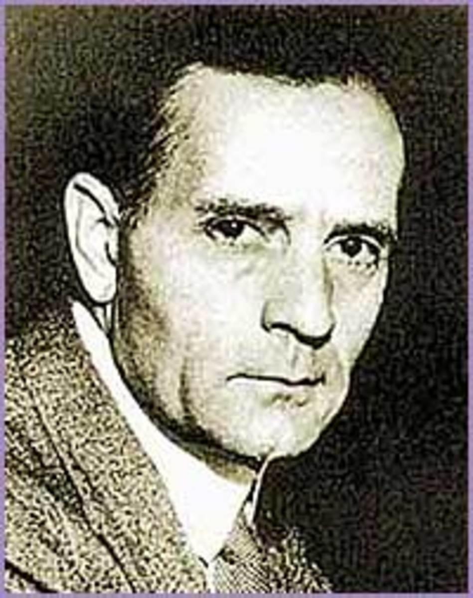 Edwin Hubble 1889 - 1953