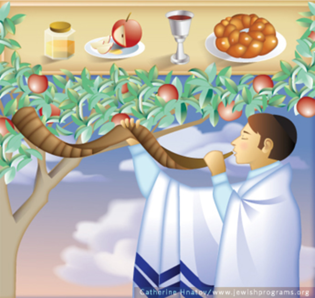Rosh Hashanah, the anniversary of our creation, it is up to us to ensure that everything continues.