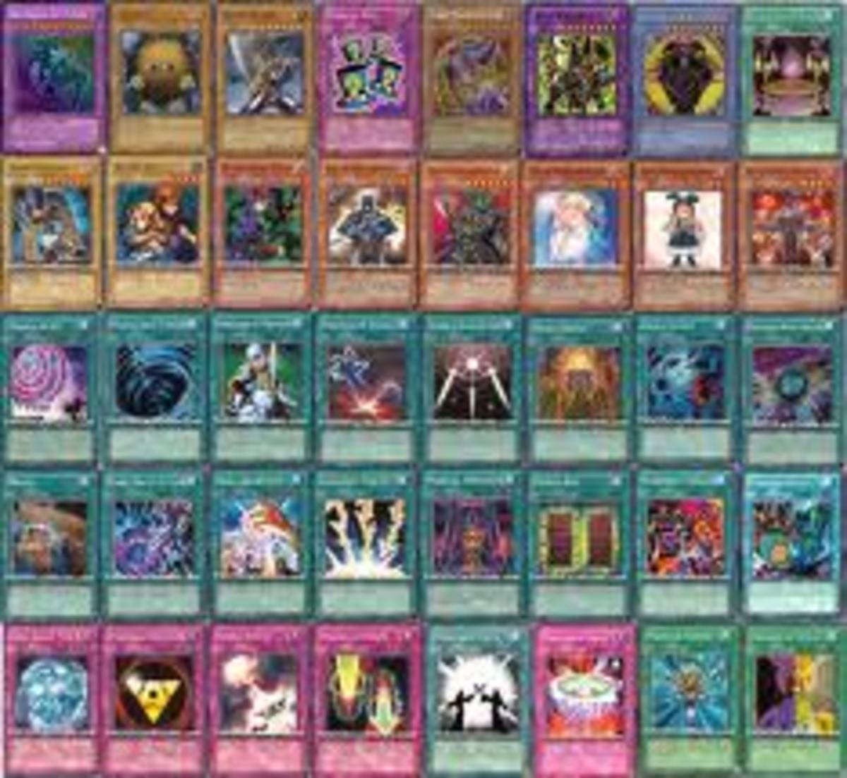 Top Tier Yu-Gi-Oh! Decks 2013