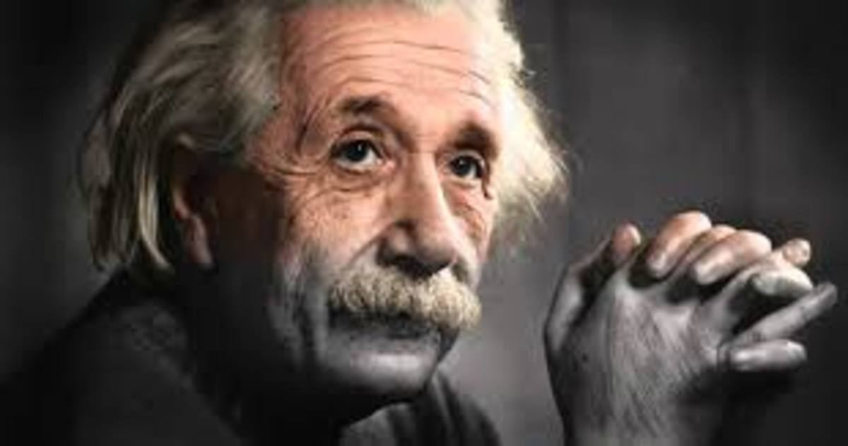 Albert Einstein- One of the most famous scientists in human history