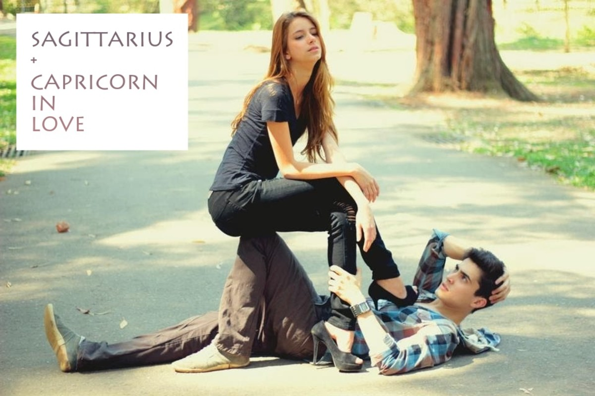 Sagittarius and Capricorn: Everything You Need to Know about This Romantic Pairing
