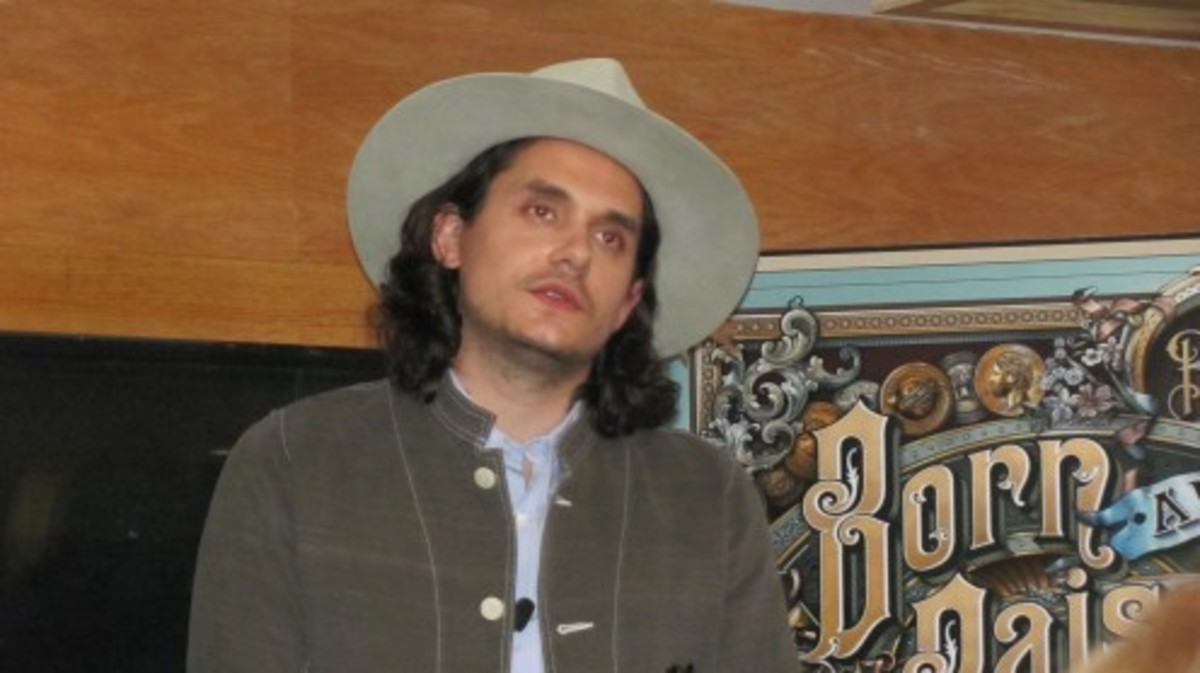 My Trip to See John Mayer in New York City-Part 2