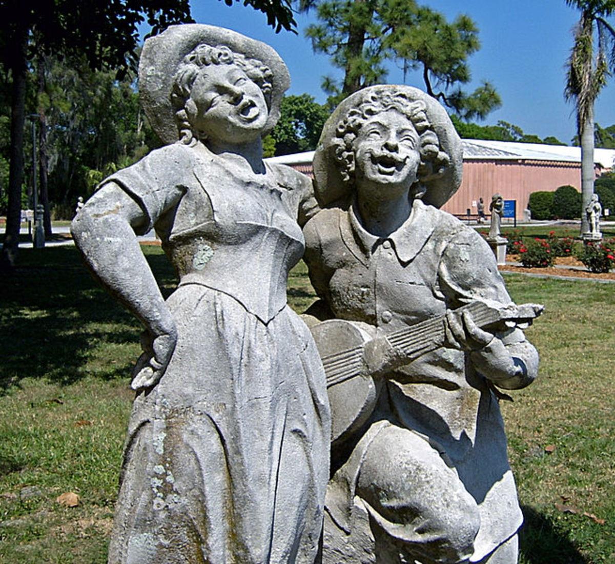 Ringling Park, Sarasota FL