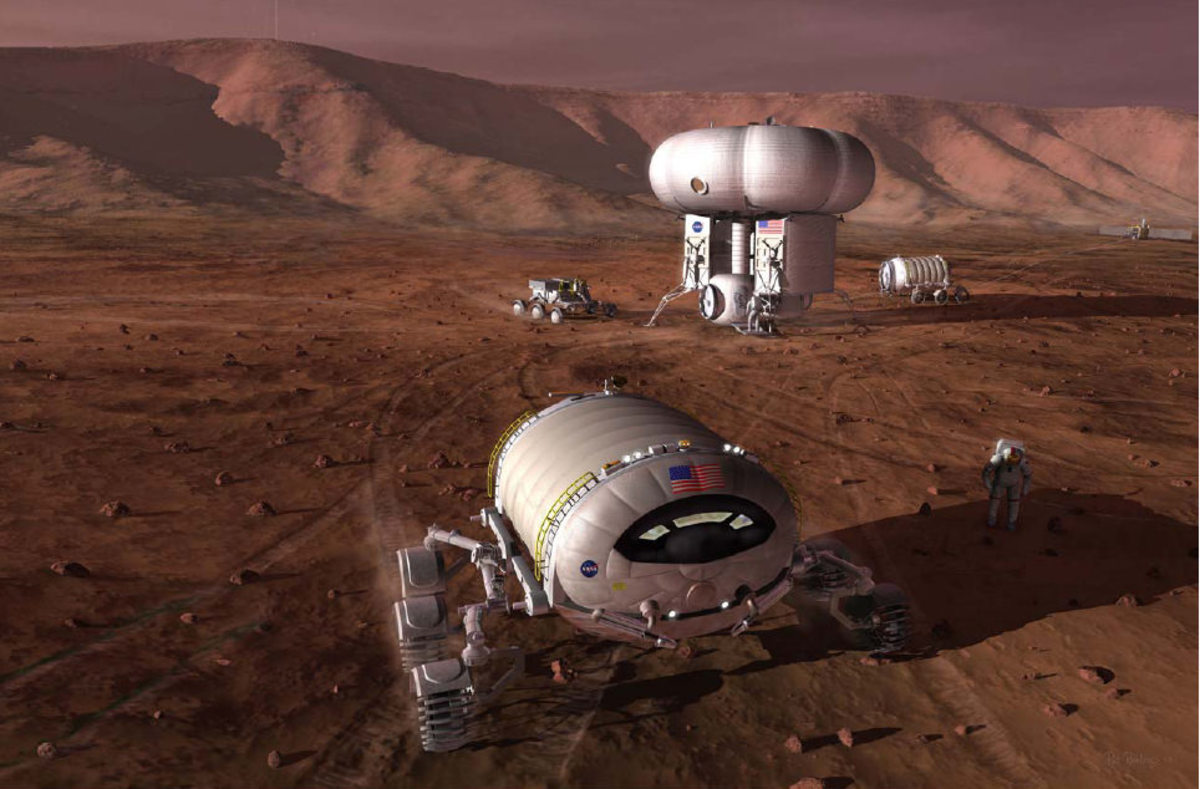 How long will a shift be on Mars?