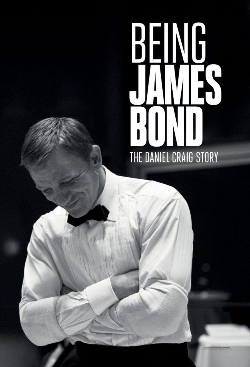 Daniel Craig in the sizzle reel below, briefly tells his story as James Bond.