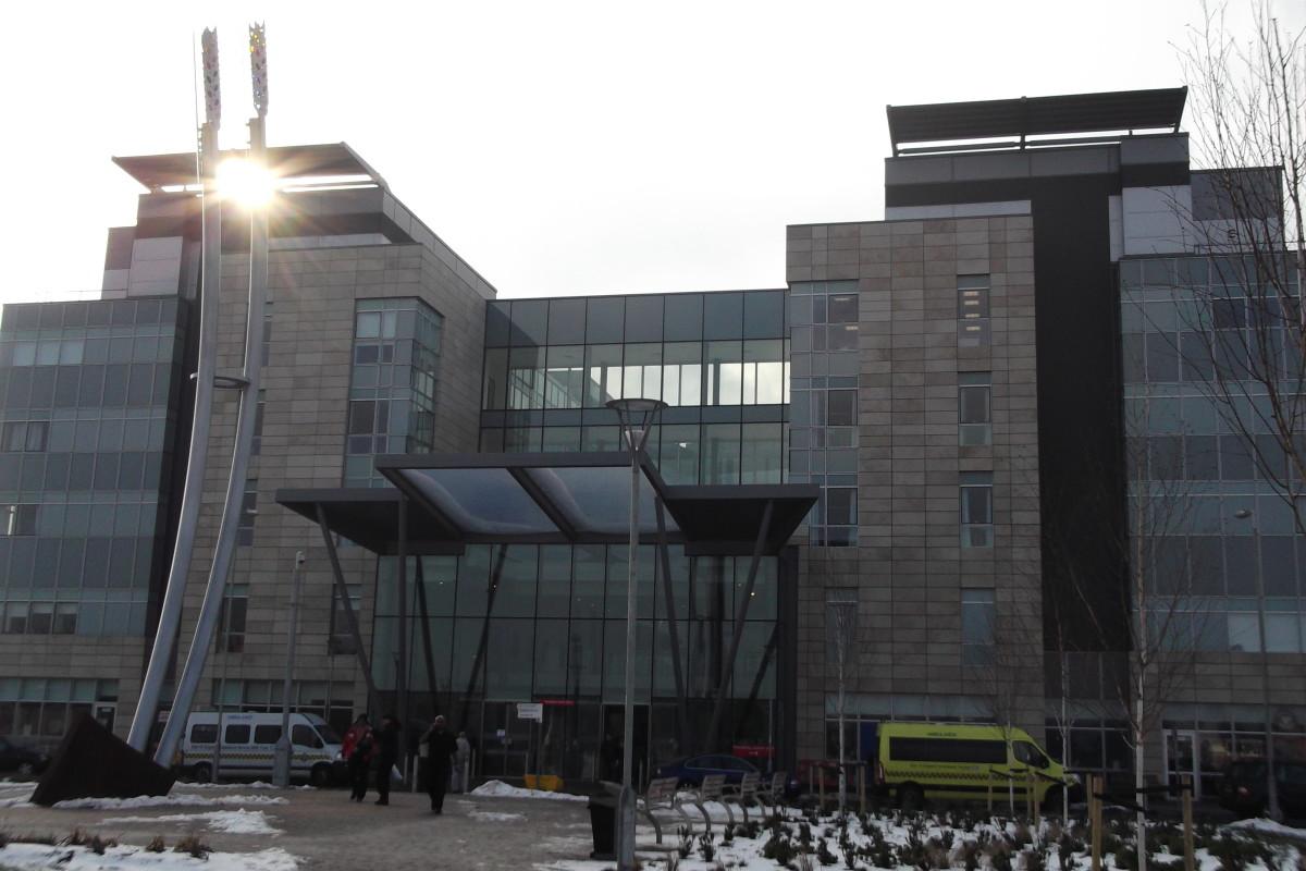 Peterborough Hospital OCT Scans confirms Birdshot Uveitis