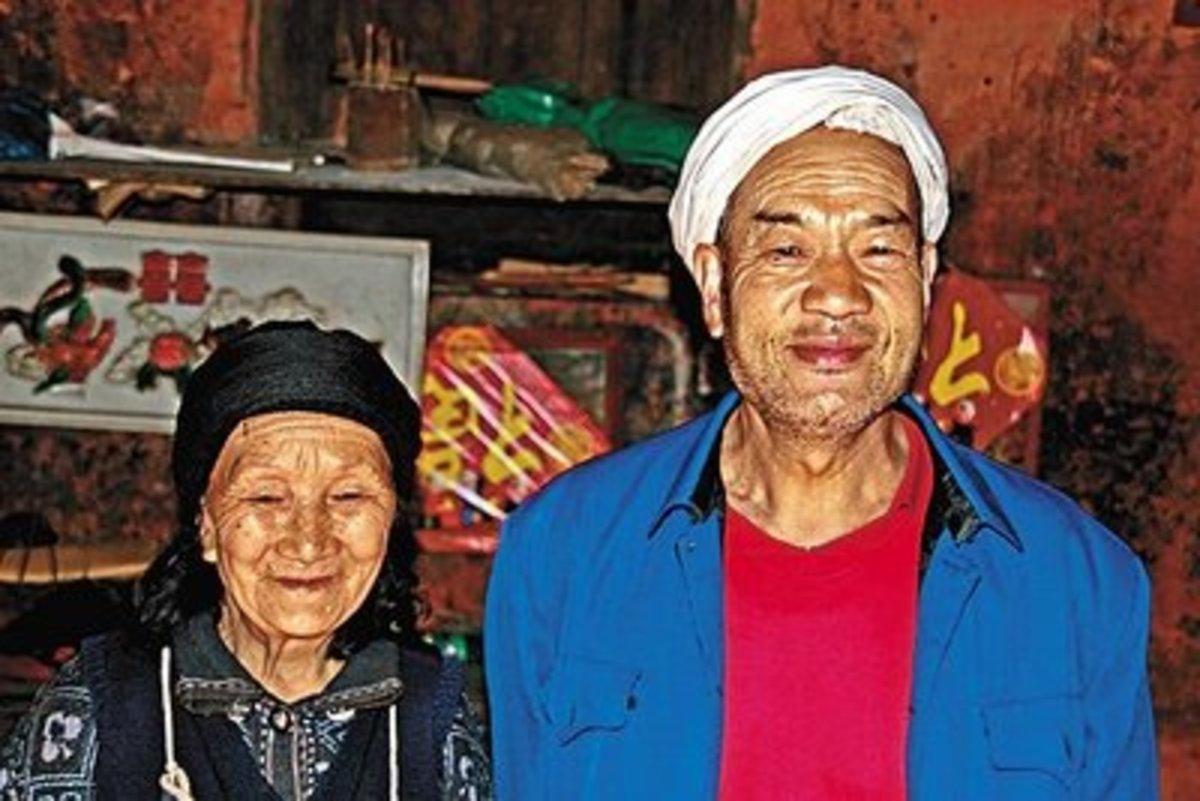 Liu Guojiang and his love Xu Chaoqin