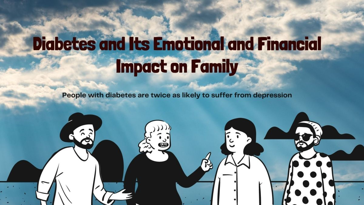 How to help and care for someone with diabetes?