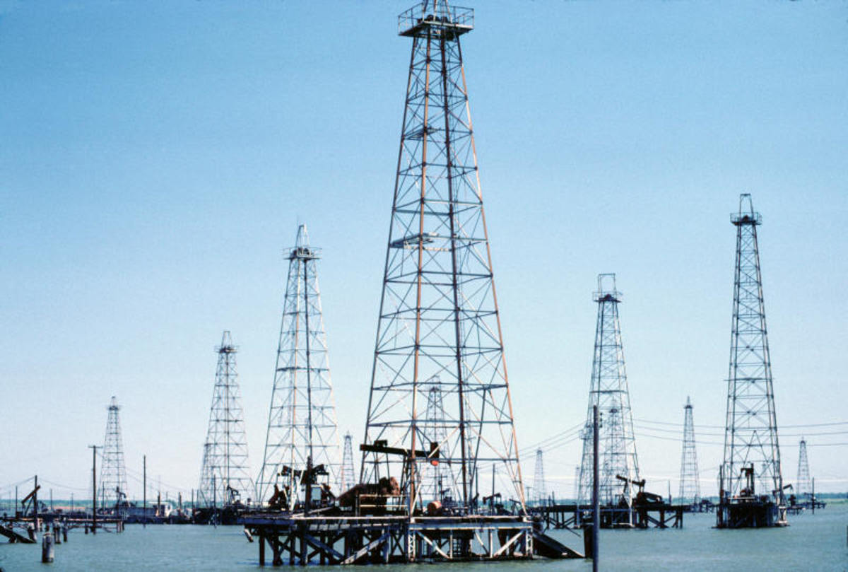 Oil Well Drilling: Explained