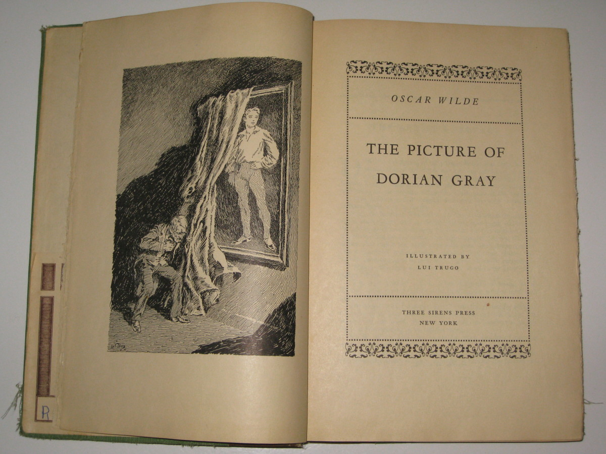 The Picture of Dorian Gray: A Gothic Masterpiece
